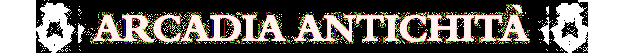 Antichità Arcadia Logo